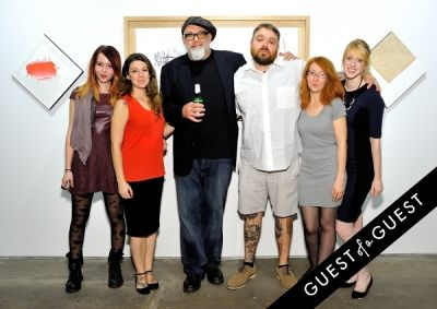 Joseph Gross Gallery: From Here & Monstro Eyegasmica Exhibition Opening
