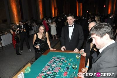 blake lively in GOTO's 2010 Jazz & Gin Winter Gala and Casino Night