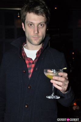 joey jalleo in THRILLIST & TASTING TABLE Present MARTINI WEEK