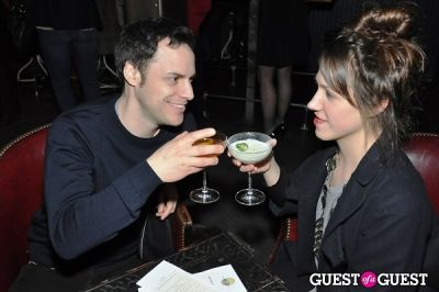 chris dexter-jones in THRILLIST & TASTING TABLE Present MARTINI WEEK