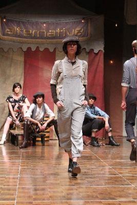 Alternative Apparel Fall Fashion Show