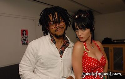david x.-prutting in Katy Perry Intimate Performance