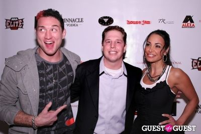 joumana kidd in 1st Annual Pre-NFL Draft Charity Affair Hosted by The Pierre Garcon Foundation