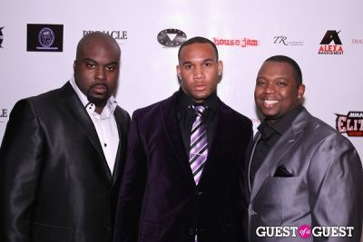 christopher quincy in 1st Annual Pre-NFL Draft Charity Affair Hosted by The Pierre Garcon Foundation