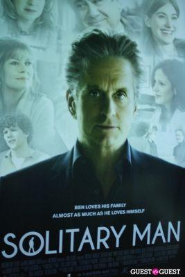 Solitary Man NY Premiere