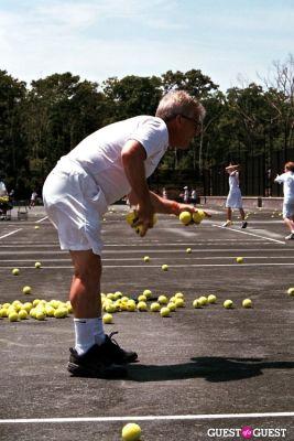 Ross School Family Tennis Day