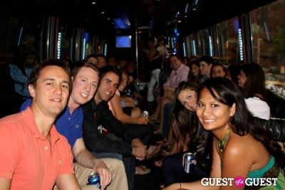 Hamptons Party Bus