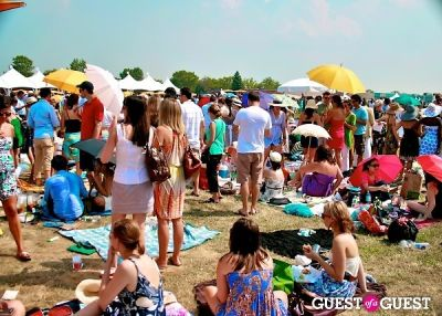 Veuve Clicquot Polo Classic on Governors Island