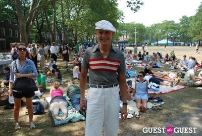 Jazz age lawn party at Governors Island