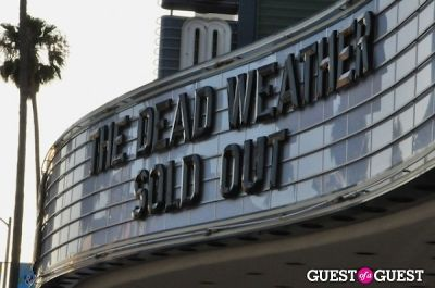 The Dead Weather and Harlem ROCK The Hollywood Palladium!!!