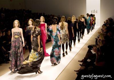 TiBi 2009 Fashion Show