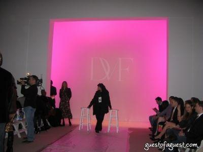 Diane von Furstenberg Private Show