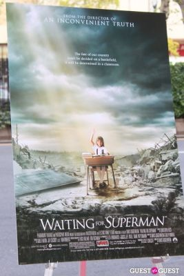 Waiting for Superman Premiere