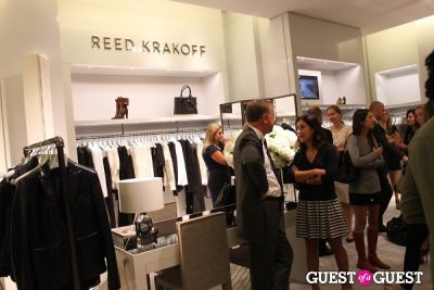 REED KRAKOFF at SAKS FIFTH AVENUE.