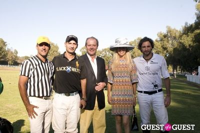 jonny lee-miller in Veuve Clicquot Polo Classic, Los Angeles