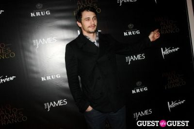 Interview Magazine release of Palo Alto by James Franco