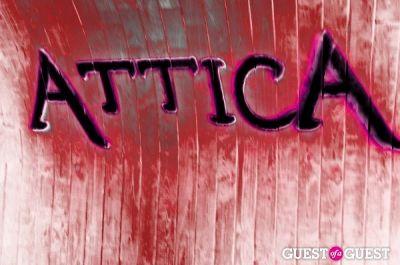 Attica & Grey Goose 007 Black Tie Event