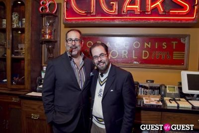 forever 21 in Nat Sherman Humidor Unveiling