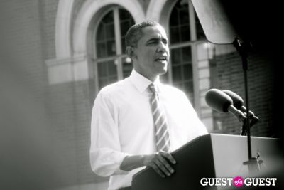 Democratic Rally/Obama @ USC