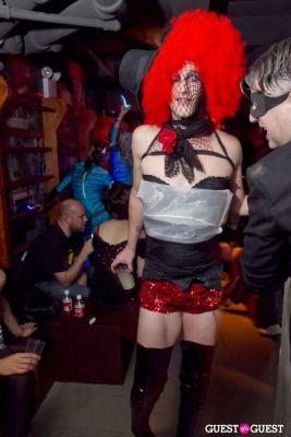 Bloody Burlesque Halloween Ball