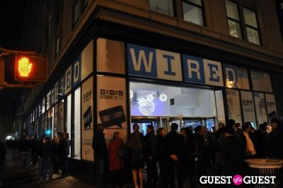 WIRED Store Opening Night Party