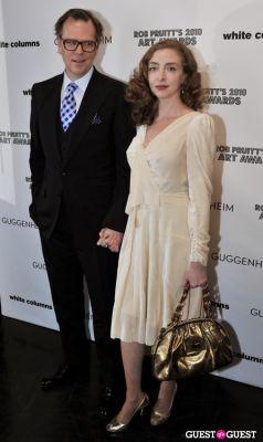 vinny guadagnino in Rob Pruitt's 2010 Art Awards