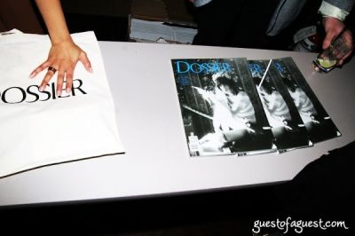 Dossier Issue No. 3 Launch