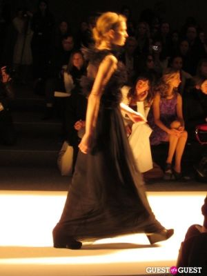 Yigal Azrouel Fall 2011 Show