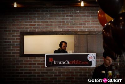 jon hamm in BrunchCritic.com Launch Party