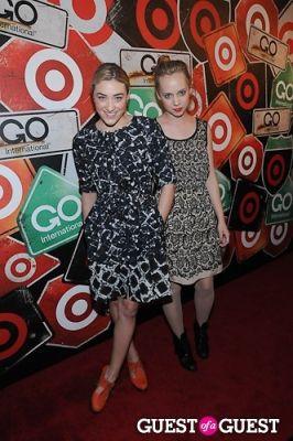 Target Celebrates Five Years of GO International