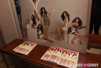Kardashian Redbook Launch Party