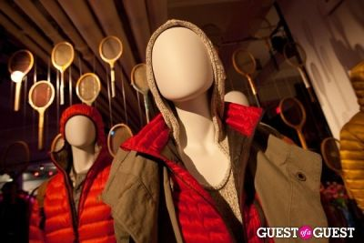 Eddie Bauer along with The Smile celebrate the Fall 2011 Collection