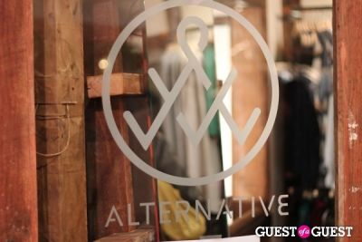ALTERNATIVE APPAREL Store Opening Party