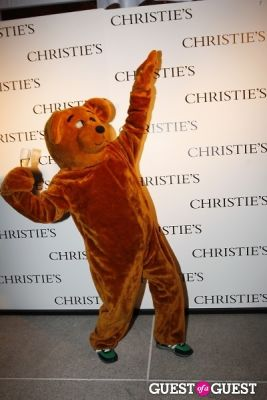 Christie's Invite You to: The Bear Party