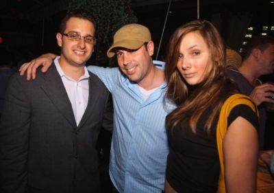 Hudson Terrace Opening/Real Housewives of New York Finale Party