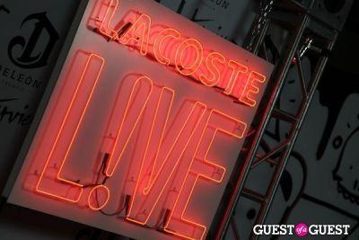 Interview Magazine Presents Lacoste L!VE