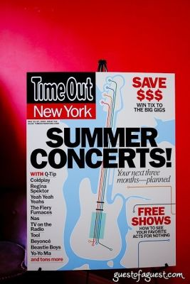 Time Out & Summerstage Preview with the Budos Band