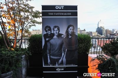 OUT Tastemakers Issue Release Party