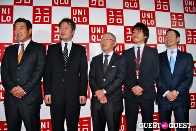UNIQLO Global Flagship Opening