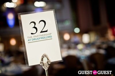 Drugfree.org's 25th Anniversary Gala - Promise of Partnership