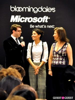 Geek 2 Chic Fashion Show At Bloomingdale's