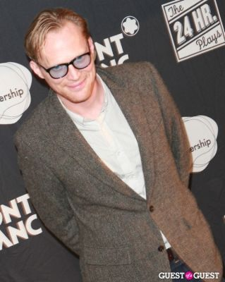 Montblanc Presents 10th Anniversary Production of The 24 Hour Plays on Broadway After Party