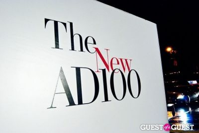 Architectural Digest Celebrates AD100