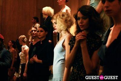 justin bieber in NYFW: Imitation Presentation Fall 2012 by Tara Subkoff Album Two