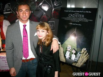 tavi gevinson in Cadaver Film Premiere At The Standard East