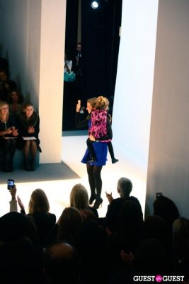NYFW: Milly By Michelle Smith Fall 2012 Runway Show