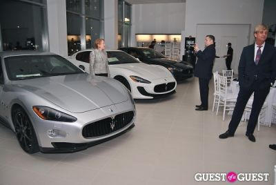 Maserati of Manhattan Hosts a Cape May Culinary Experience with the Ocean Club Hotel to Benefit the Cardiovascular Research Foundation