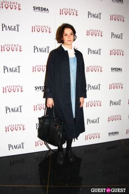 Silent House NY Premiere