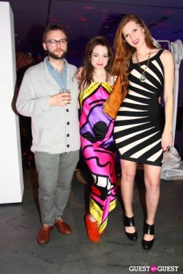 alexandra klausner in MoMA Armory Party Benefit with Performance by Neon Indian