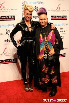 """ashley bartlett in Fashion Group International, """"Meet the Designer and the Muse"""""""